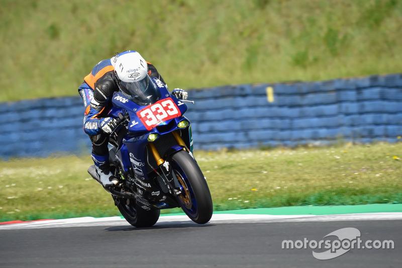 8. #333 Yamaha Viltais Experience – Bastien Mackels, Florian Alt, Axel Maurin - 6 Runden