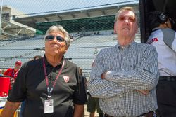 Mario Andretti, Johnny Rutherford