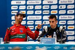 Лукас ди Грасси, ABT Schaeffler Audi Sport, и Себастьен Буэми, Renault e.Dams