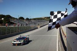#14 Ferrari of Newport Beach Ferrari 488: Brent Holden takes the win
