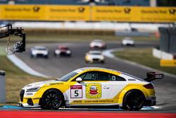 Audi TT Cup 2017, Hockenheim, Fabienne Wohlwend