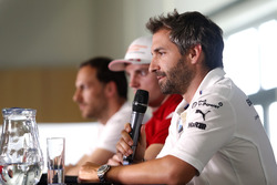 Press Conference, Timo Glock, BMW Team RMG, BMW M4 DTM