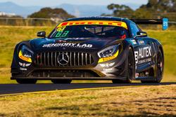 #63 Mercedes AMG GT3: Dominic Storey, Peter Hackett