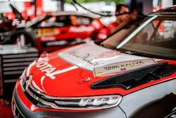 Citroën C3 WRC Андреаса Миккельсена и Андерса Егера, Citroën World Rally Team