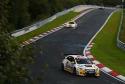Roger Vögeli, Roland Schmid, Markus Oestreich, Honda Civic Type R TCR