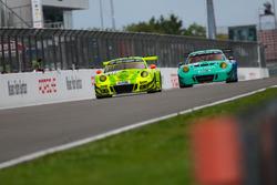 Romain Dumas, Kevin Estre, Mathieu Jaminet, Manthey Racing, Porsche 911 GT3 R