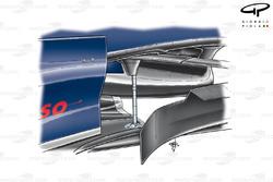 Fond plat de la STR02 (Red Bull RB3)