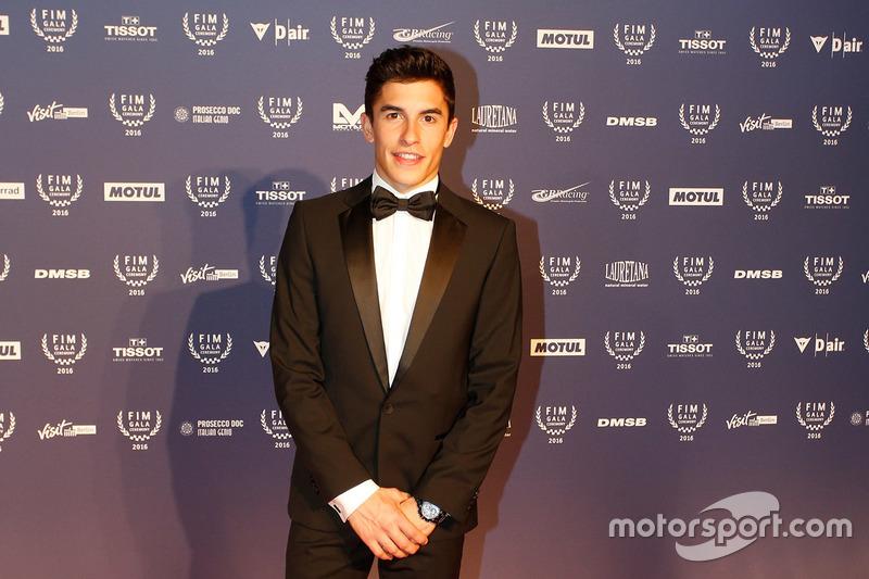 2016: Marc Marquez, Honda