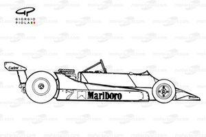 McLaren M29 1979 года: вид сбоку