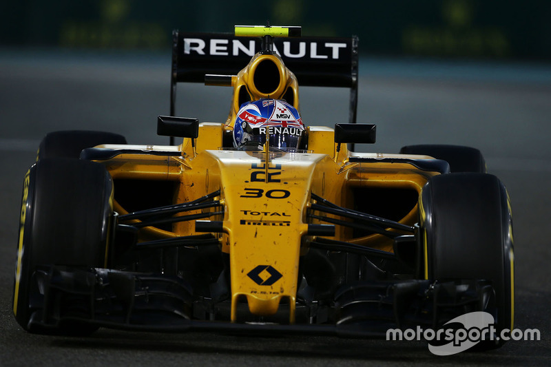 Jolyon Palmer: 35 Grand Prix'nin 2'sinden puanla ayrıldı