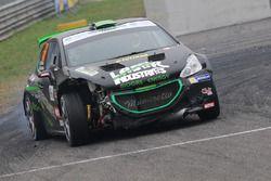 Marco Pollara, Giuseppe Princiotto, Peugeot 208