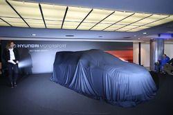 Hyundai Motorsport unveil the 2017 Hyundai i20 Coupe WRC