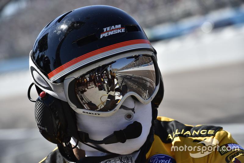 Miembro del equipo del #2 Team Penske Ford