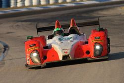 #8 Starworks Motorsports ORECA FLM09: Sean Rayhall, Garett Grist, Max Hanratty, James Dayson