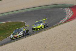 #93 MSG Motorsport, Porsche 991 Cup: Petar Matic, Boris Miljevic, Felix Wimmer, Alex Herbst