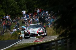 Rene Offermann, Dirk Riebensahm, Porsche Cayman GT4 CS MR