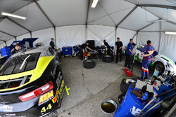 #44 TA Chevrolet Corvette, AJ Henricksen, ECC Motorsports, #44 TA2 Chevrolet Camaro, Adam Andretti, ECC Motorsports