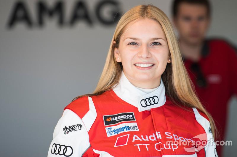 Fabienne Wohlwend (21) aus Lichtenstein
