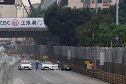 L'incidente di Lando Norris, Carlin Dallara Volkswagen