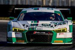 #29 Montaplast by Land-Motorsport Audi R8 LMS GT3: Connor de Phillippi, Jules Gounon, Christopher Mies