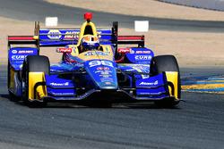 Александр Росси, Herta - Andretti Autosport Honda