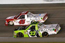 Kaz Grala, GMS Racing Chevrolet, Justin Fontaine, Toyota
