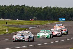 Christian Ledesma, Las Toscas Racing Chevrolet, Agustin Canapino, Jet Racing Chevrolet, Matias Rossi
