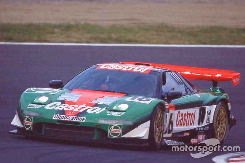 JGTC 200, GT500