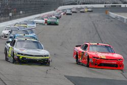 Justin Allgaier, JR Motorsports Chevrolet William Byron, JR Motorsports Chevrolet
