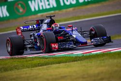 Pierre Gasly, Scuderia Toro Rosso STR12 nat Formula One World Championship, Rd16, Japanese Grand Pri