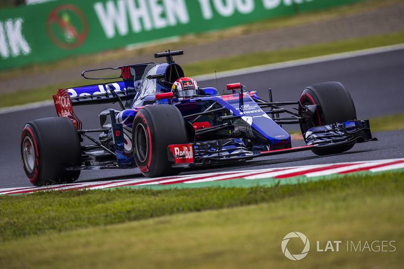 13. Pierre Gasly, Scuderia Toro Rosso STR12