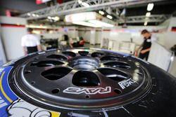 Toyota Rays wheels