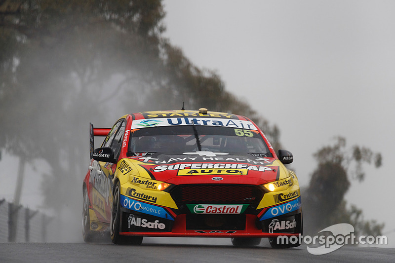 Chaz Mostert, Steve Owen, Rod Nash Racing Ford