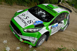 Gianmarco Donetto, Marco Menchini, Ford Fiesta R5