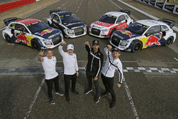 Toomas Heikkinen, EKS, Audi S1 EKS RX Quattro, Reinis Nitiss, EKS, Audi S1 EKS RX Quattro, Nico Müll