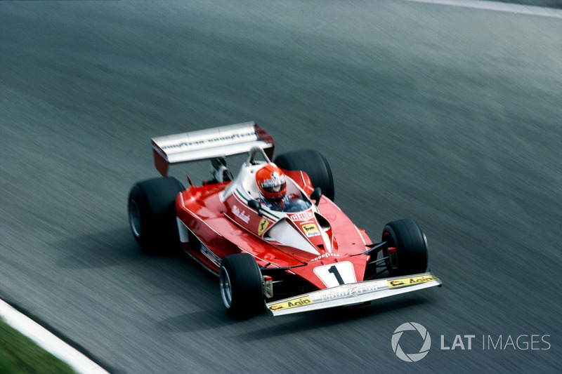 1976〜1978年:フェラーリ312T2