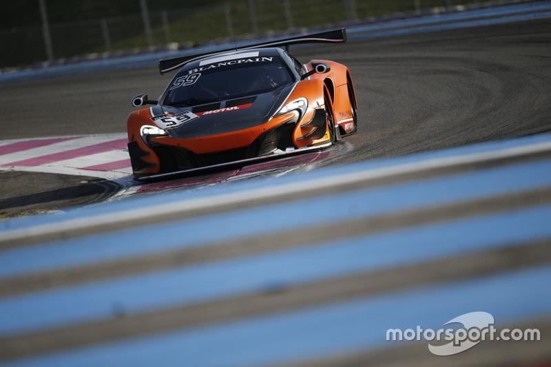 McLaren – 650S GT3