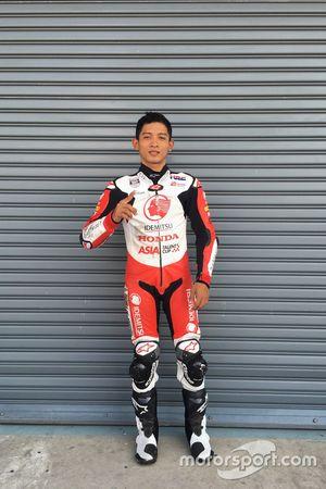 Muhammad Erfin Firmansyah, Astra Honda Racing Team