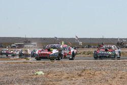 Guillermo Ortelli, JP Carrera Chevrolet, Juan Martin Trucco, JMT Motorsport Dodge