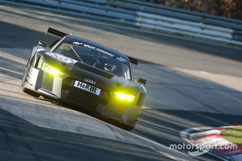Frank Stippler, Rene Rast, Frederic Vervisch, Audi Sport Team WRT, Audi R8 LMS