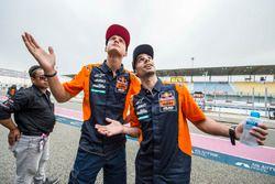 Bo Bendsneyder and Miguel Oliveira, Red Bull KTM Ajo