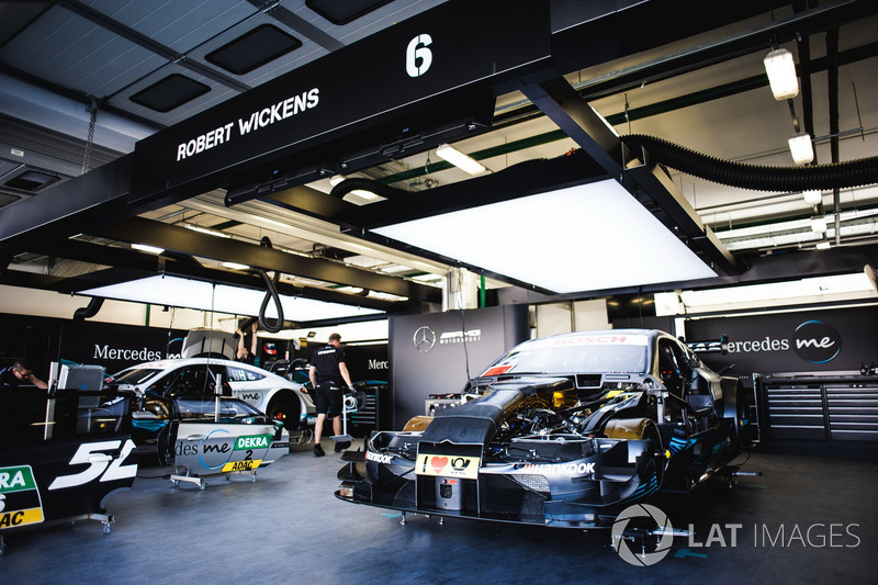 Машина Роберта Вікенса, Mercedes-AMG Team HWA, Mercedes-AMG C63 DTM
