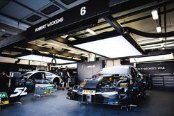 L'auto di Robert Wickens, Mercedes-AMG Team HWA, Mercedes-AMG C63 DTM