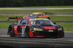 #82 McCann Racing Audi R8 LMS: Michael McCann, Mike Skeen
