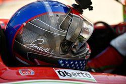 Marco Andretti, Andretti Autosport Honda casco
