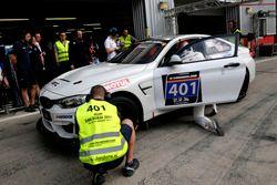 #401 Schubert Motorsport Germany, BMW M4 GT4: Ricky Collard, Jens Klingmann, Jörg Müller