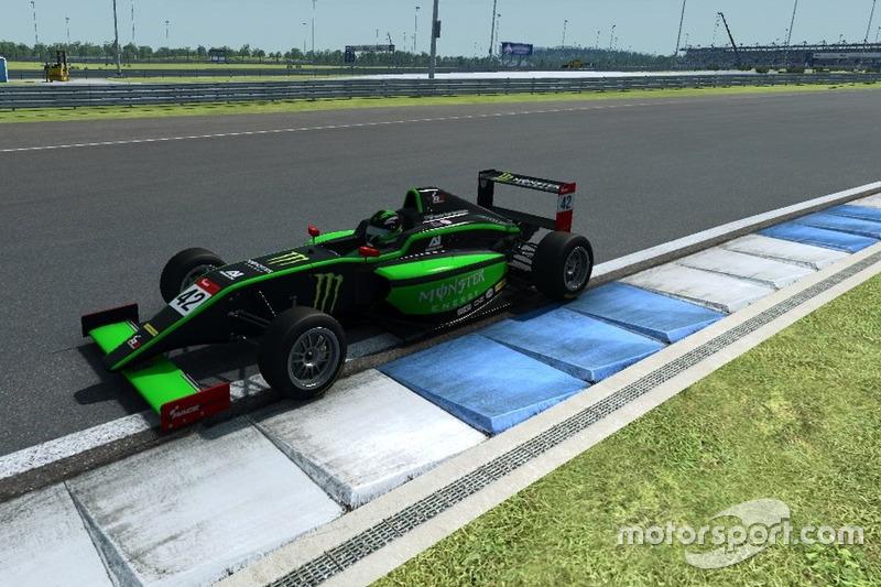 Tatuus Formula 4, Buriram, RaceRoom Racing Experience