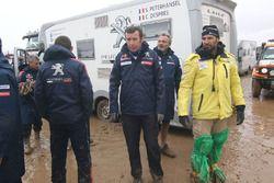 Bruno Famin, head of Peugeot Sport
