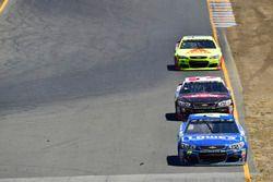Jimmie Johnson, Hendrick Motorsports Chevrolet, Austin Dillon, Richard Childress Racing Chevrolet, D