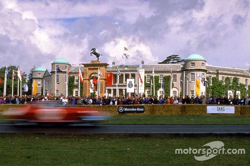 1997 год: Ferrari